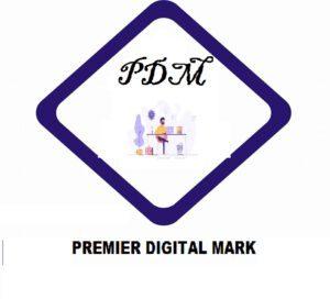 Logo for Premier Digital Mark